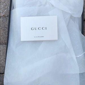 Gucci Shoes - Gucci Slides NWOB